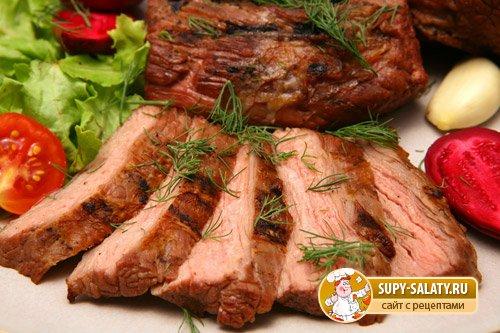Вторые блюда из мяса - рецепты с фото 57