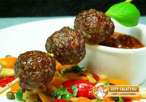 Вторые блюда из мяса - рецепты с фото 70