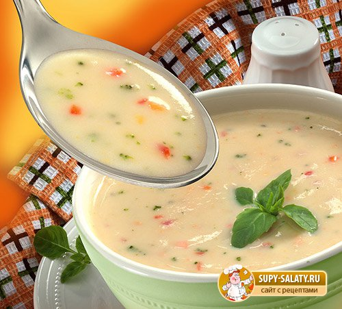 рецепты супов при язве и гастрите