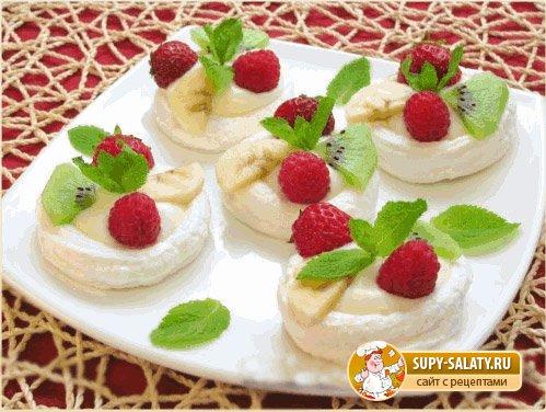 Десерт з рецептом