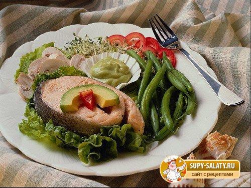Обед пп для похудения рецепты