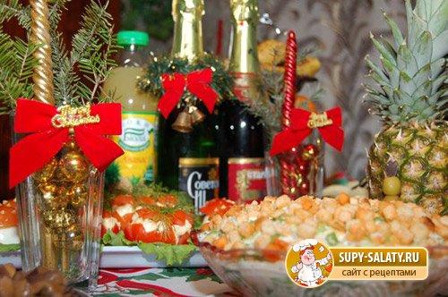 Что приготовить на новый год 2012