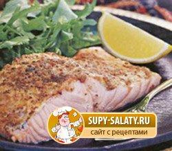 Рыба тандоори. Рецепт приготовления