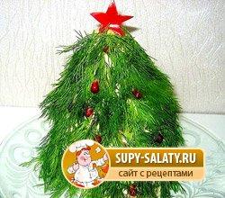 Рецепты салатов. Новый год 2012