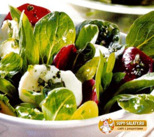 салаты и закуски к празднику рецепты с фото #10