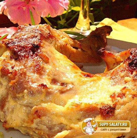 Рецепт приготовления мяса в горшочках в духовке