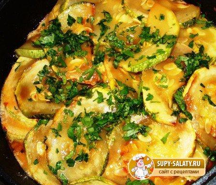 Вкусные и диетические блюда из кабачка