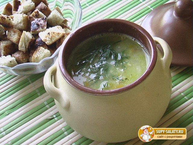 Суп из свиных косточек пошаговый рецепт