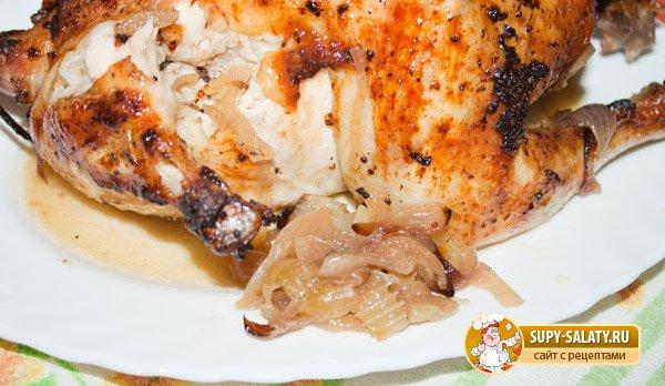 блюда из мяса курицы в духовке рецепты