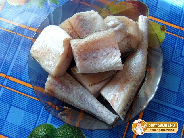Рыба в молоке рецепт пошагово