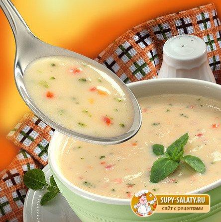 рецепты супов до года