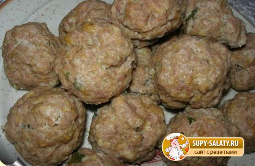 Несложные мясные блюда для малыша