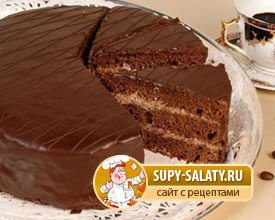 Торт панчо торт прага торт зебра
