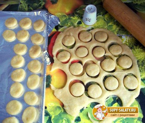 печенье без сахара и яйц. рецепт с фото