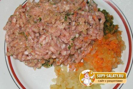 Тефтели морковью рецепты