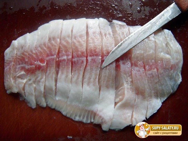 Рыба в горшочках. Рецепт с фото