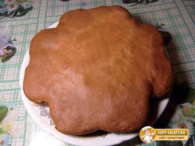 Банановый торт. Рецепт с фото