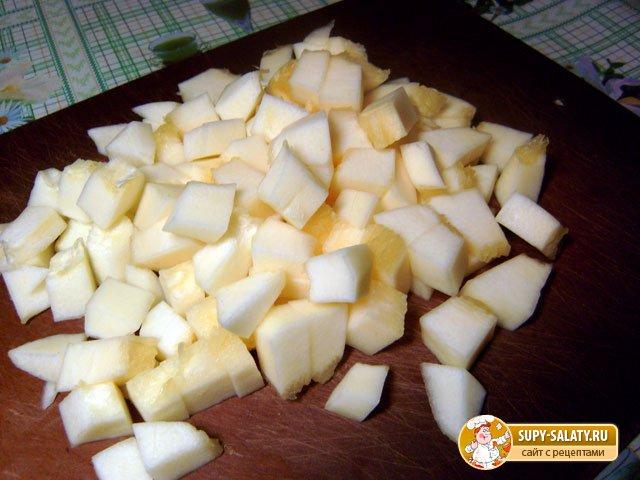 Пироги с яблоками из дрожжевого теста рецепт