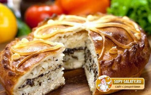 Блинчики с мясом по армянскому рецепту
