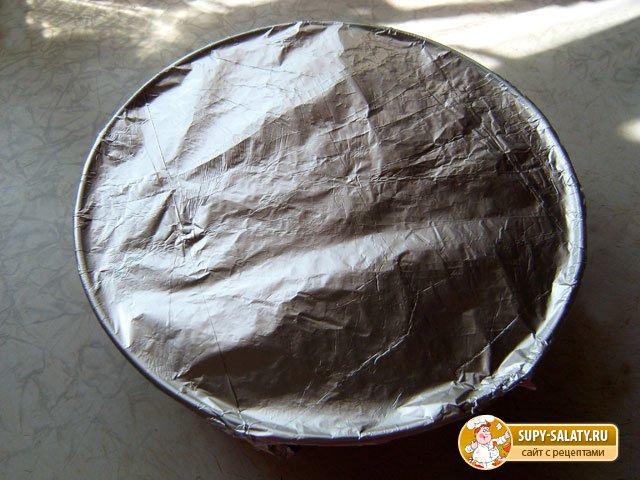 Пирог из печени. Рецепт с пошаговыми фото
