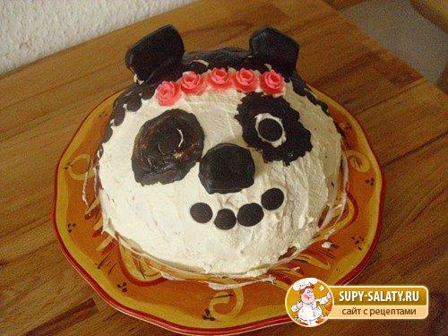 Праздничный торт на День Рождение ребенка