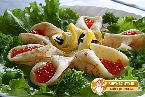 Рецепты с фото блюд для праздничного стола с фото