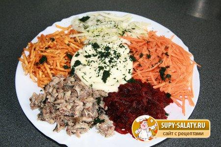 Простые салаты — 489 рецепта с фото Готовим