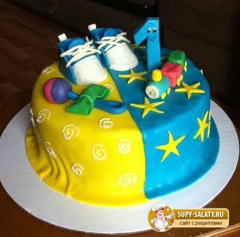 Детские торты рецепты фоторецепты
