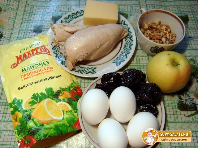 Салат Черепаха Рецепт с пошаговыми фото