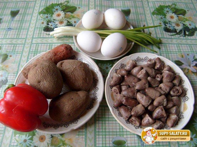 салат кружевница рецепт с пошаговым фото