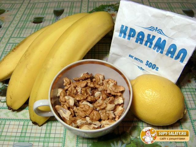 Банановое мороженое дома. Рецепт с пошаговыми фото