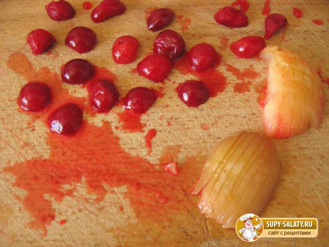 Пшенная каша с фруктами для детей. Рецепт с фото