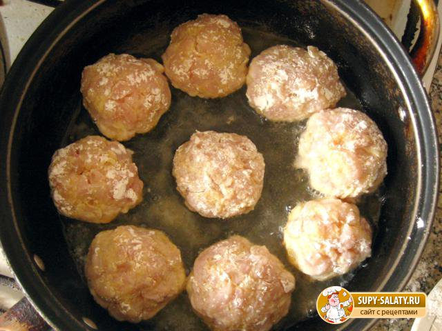 Котлеты по-киевски из филе рецепт с пошаговым фото