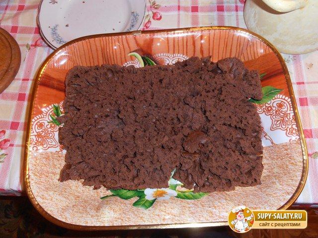 Как сделать начинку для шоколадного торта 36