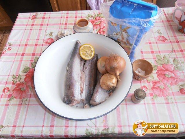 Рыба по-закарпатски. Рецепт с фото