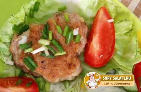диетические блюда из фарша