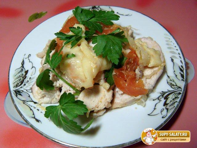 Рецепты диетических блюд из птицы