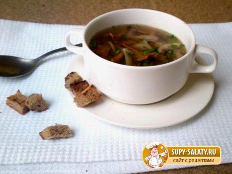 диетические блюда из грибов