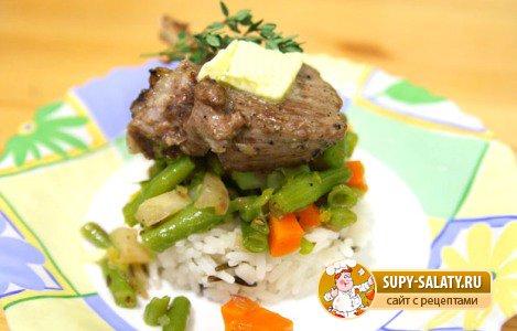 диетические блюда в духовке