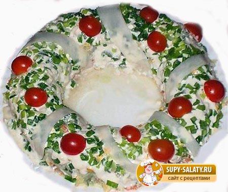 праздничные блюда 2013