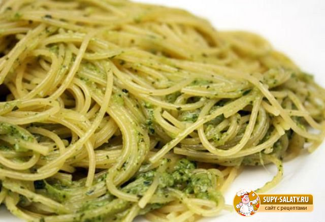 Как правильно сварить спагетти