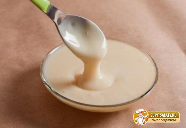 Домашнее сгущенное молоко в мультиварке
