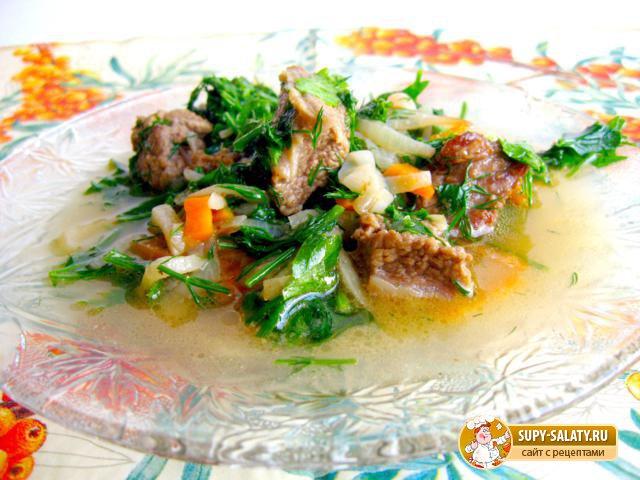 Тушеная телятина с овощами. Рецепт