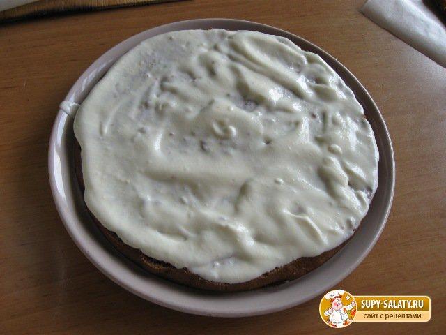 "Торт ""Кучерявый Ивашка"". Мастер класс"