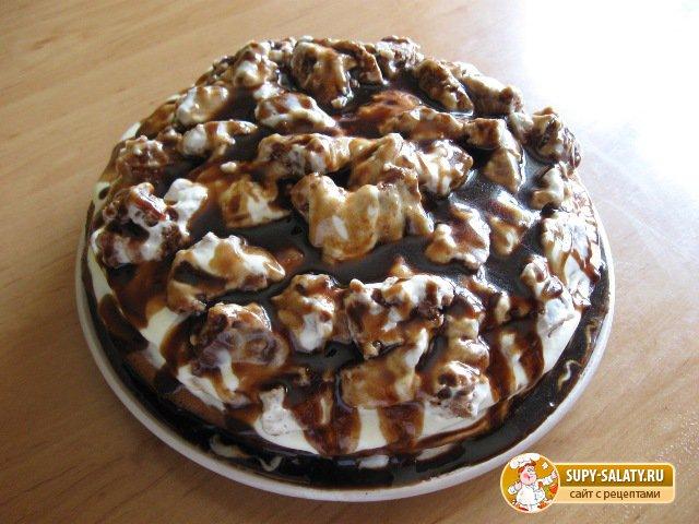 Торт кучерявый пашка рецепт