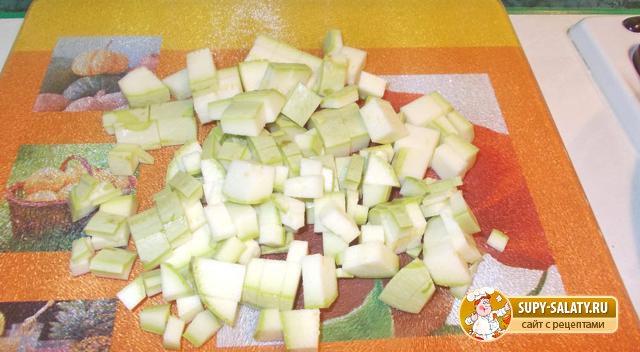 Икра из кабачков «не заморская» Рецепт с фото