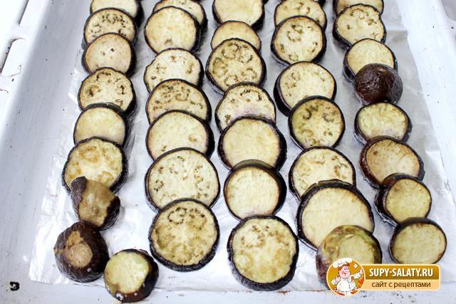 Баклажаны на зиму в медовом маринаде. Рецепт с пошаговыми фото