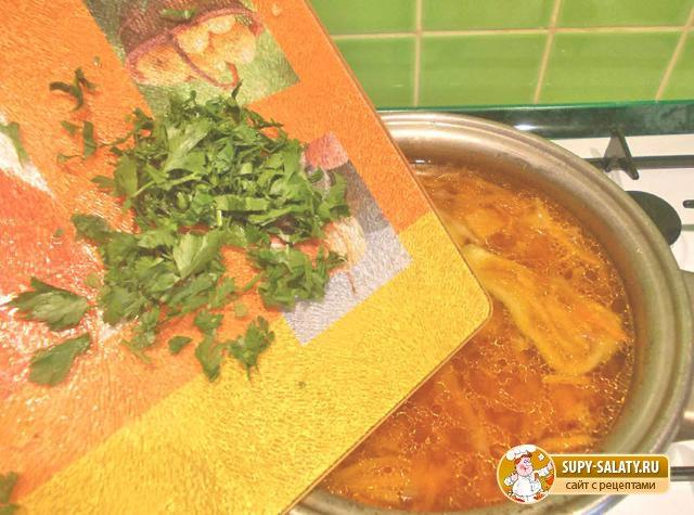 борщ с помидорами рецепт с фото