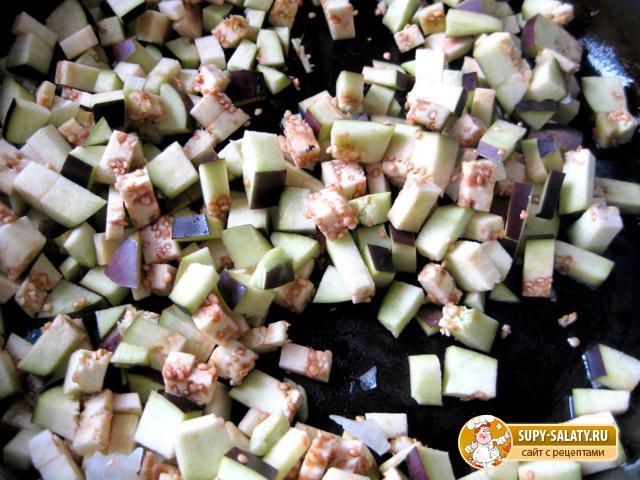 Баклажаны на зиму в майонезе, как грибы. Рецепт с пошаговыми фото