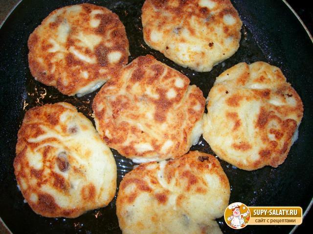 Сырники с манкой. Рецепт с фото